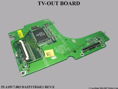 55.A10V7.003 DAZP1TB16E1 REV:E 34ZP1TB0002