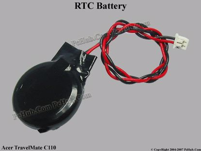 Picture of Acer TravelMate C110 Series Battery - Cmos / Resume / RTC .