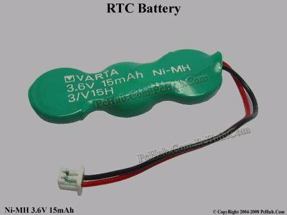 Picture of Compaq Presario B1015 Battery - Cmos / Resume / RTC .
