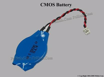 Picture of Averatec 6240 Series (AV6240-EH1) Battery - Cmos / Resume / RTC CR2032