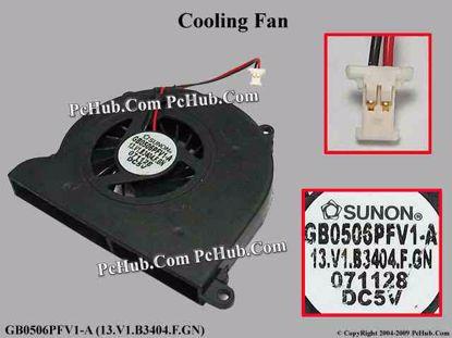 GB0506PFV1-A, 13.V1.B3404.F.GN, DC280004FS0