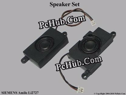 Picture of Fujitsu SIEMENS Amilo Li2727 Speaker Set .