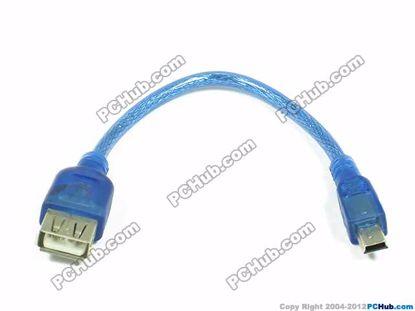 69600- 200mm Length. Translucent Blue
