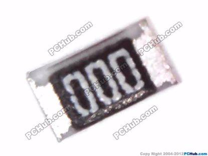 72340- 0603. 0.0625W. +125 °C