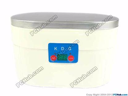 KDG. US plug. White