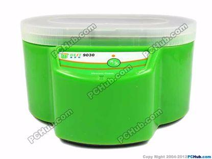 9030. US plug. Green