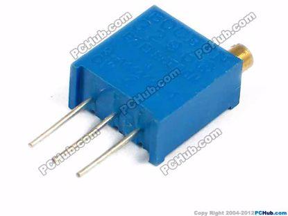 3296W105. W105. 3-pin DIP