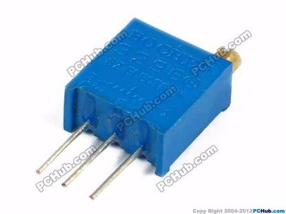 3296W102. W102. 3-pin DIP