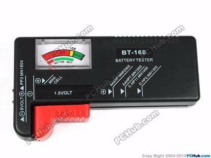BT-168. With Analog display