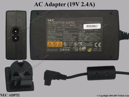 ADP52 , PC-VP-WP01 / OP-520-68001, PC-9821 NR-U01