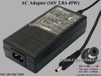OP-520-72501 ,PC-VP-BP08, ADP60, SQS45W16P-01