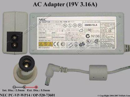PC-VP-WP14 / OP-520-73601, PA-1600-01