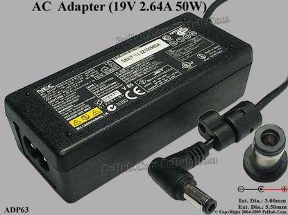 ADP63, PC-VP-BP21 / OP-520-75301, ADP-50HH Rev:A
