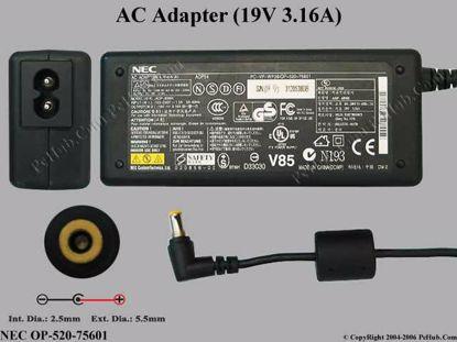 ADP64 , PC-VP-WP36, OP-520-75601, PA-1600-05
