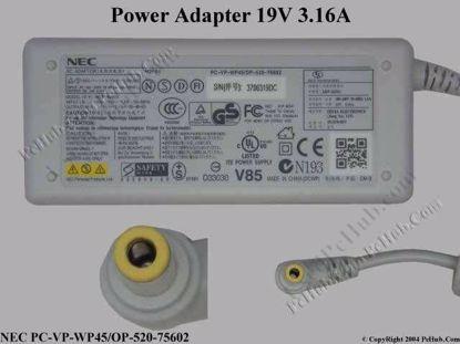 PC-VP-WP45 / OP-520-75602 , ADP-60NH , ADP64
