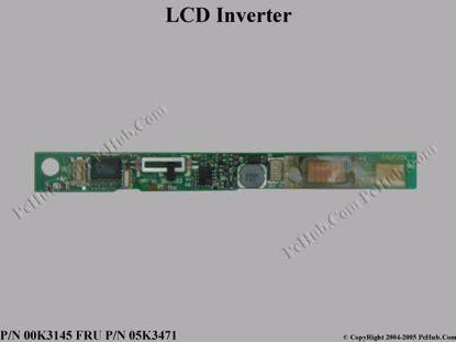 Picture of IBM Thinkpad 600 Series LCD Inverter 00K3145