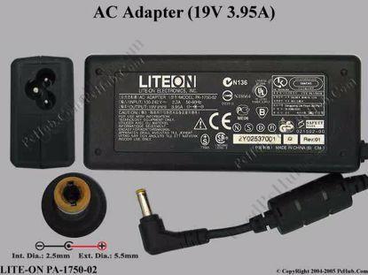 PA-1750-02, Acer P/N: AP.A0305.002, APA0305002