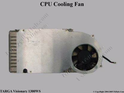 Picture of TARGA Visionary 1300WS N341C2 Cooling Fan  .
