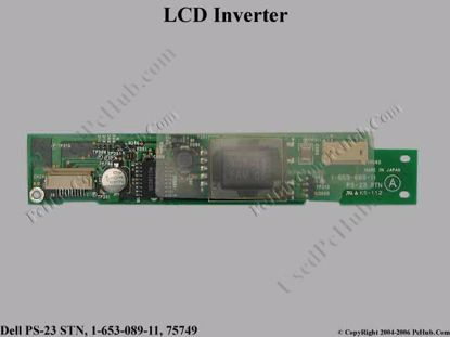 Dell PS-23 STN, 1-653-089-11, 75749