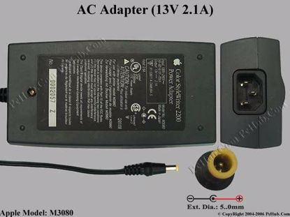 Color StyleWriter 2200 Power Adapter M3080