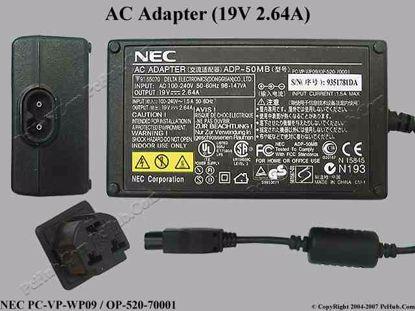 ADP-50MB, PC-VP-WP09 / OP-520-70001