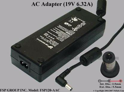 FSP120-AAC, 40004489, CS.41D25.011, 9NA1200203