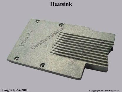 Picture of Trogon ERA-2000 Cooling Heatsink .