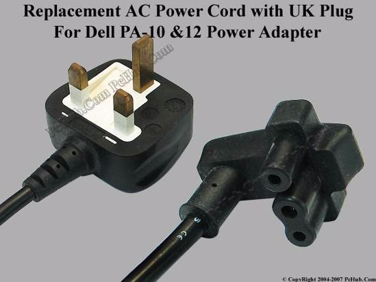 For Dell PA-10 & PA-12 AC Adapter
