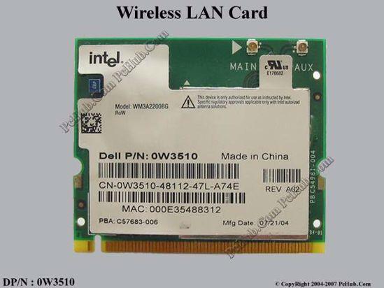 INTEL PROWIRELESS LAN 2200BG MINI PCI WINDOWS 7 DRIVERS DOWNLOAD (2019)