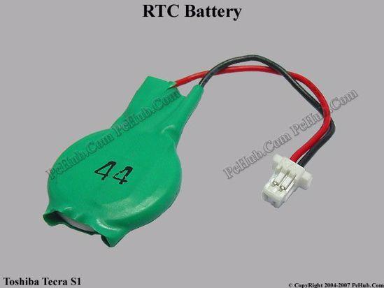 Picture of Toshiba Tecra S1 series Battery - Cmos / Resume / RTC .
