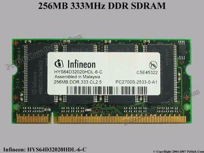 HYS64D32020HDL-6-C