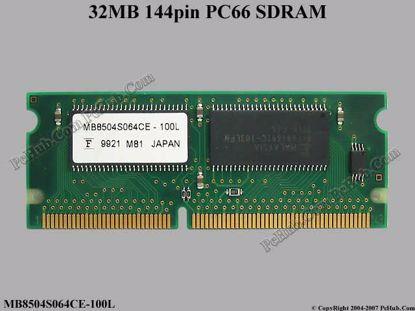MB8504S064CE-100L