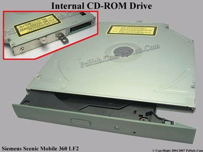 Picture of Siemens Scenic Mobile 360 LF2 CD-ROM - Intenal .