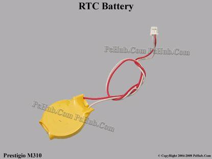 Picture of Prestigio M310 Battery - Cmos / Resume / RTC .