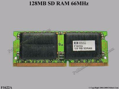F1622A, PC66-222-820, HYB39S64800A-10