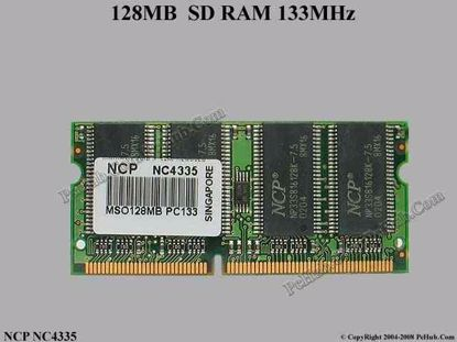 NC4335 MSO128MB PC133