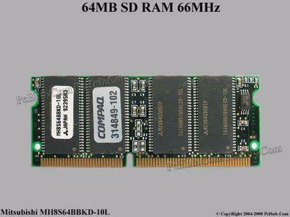 MH8S64BBKD-10L