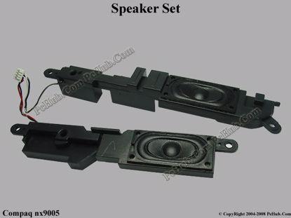 Picture of HP Compaq nx9005 Series Speaker Set .