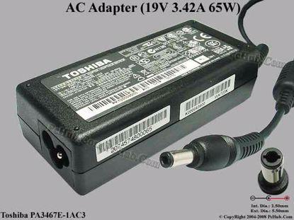 PA3467E-1AC3, PA-1650-02, API3AD02, SADP-65KB B