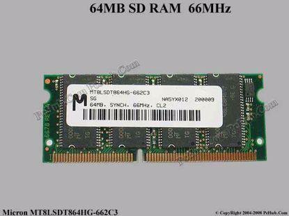 MT8LSDT864HG-662C3