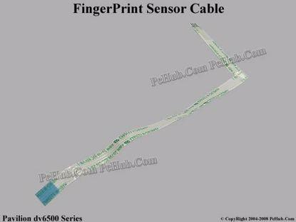 Picture of HP Pavilion dv6500 Series Various Item FingerPrint Cable