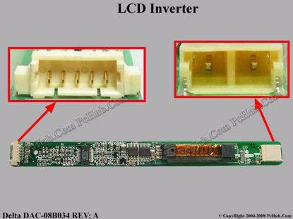 DAC-08B034 REV: A , 2994709300