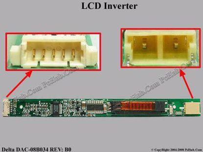 DAC-08B034 REV: B0, AS023165020 B3B, 2994715100