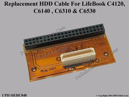 OEHC040 , LifeBook C4120 , C6140 , C6310 , C6530