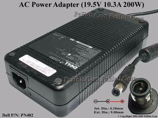 Dell P/N: PN402 0PN402 , DA200PS-00