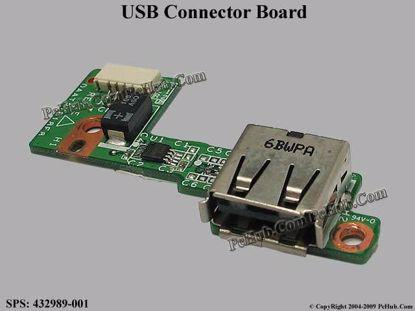 SPS: 432989-001 , 36AT9UB0006 , DAAT9TB18F8