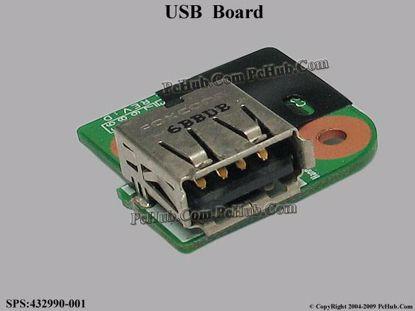 SPS:432990-001 , 36AT9U80022 , DAAT9TB28D6