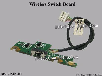 SPS: 417092-001 , 50.4F501.101 , HL50.4F501.101
