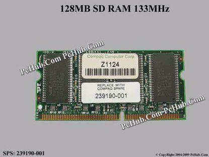 SPS: 239190-001 , 40-050714-34B0