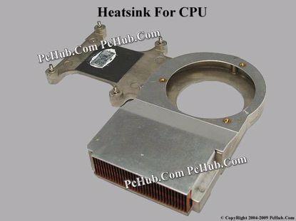 Picture of Twinhead Efio!121i Cooling Heatsink .